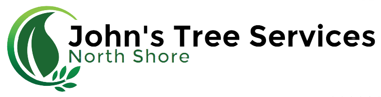 John's Tree Services North Shore Logo
